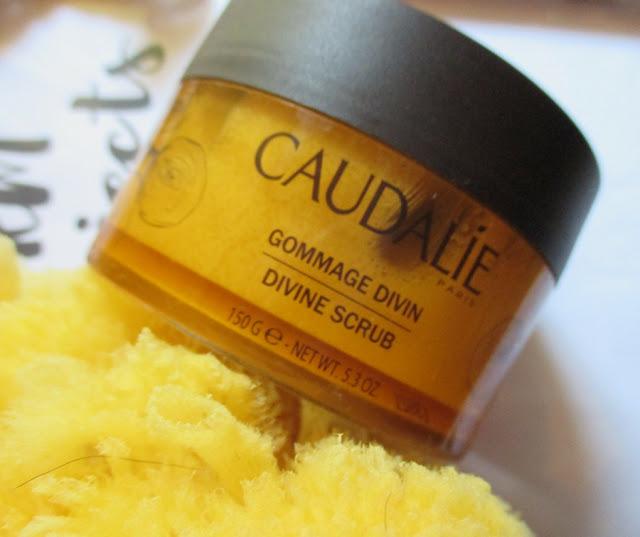 Caudalie Divine Scrub review