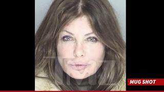 Arresto de  Kelly LeBrock