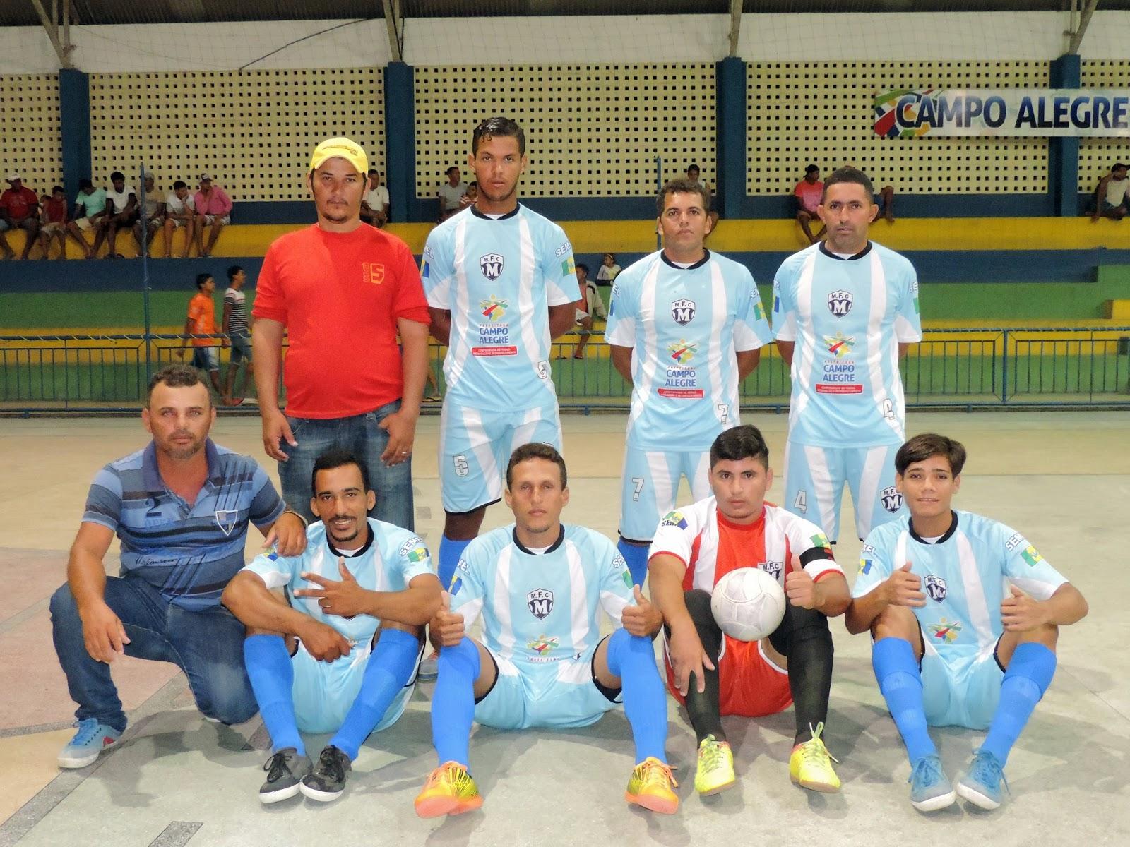 6fbda6814f O Campeonato Municipal de Futsal é promovido pela Prefeitura de Campo  Alegre