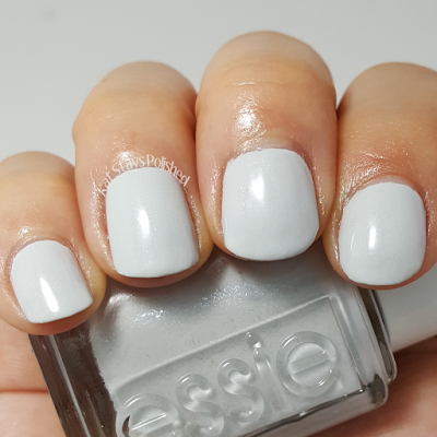 Essie Winter 2016 - Go With the Flowy | Kat Stays Polished