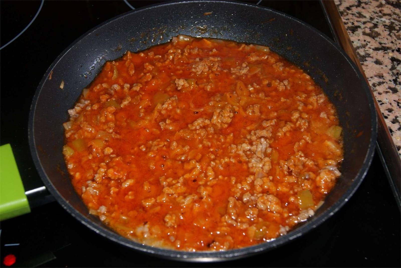 receta de musaka paso 2