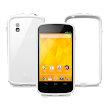 Buy Nexus 4 White with Free Bumper Case from Google Play Store