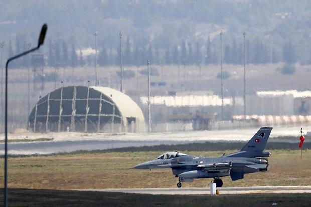 Pasca Upaya Kudeta Turki Tutup Pangkalan Udara Militer AS di Incirlik, Turki selatan