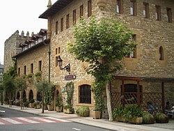 Hotel restaurante Arguiñano en Zarautz
