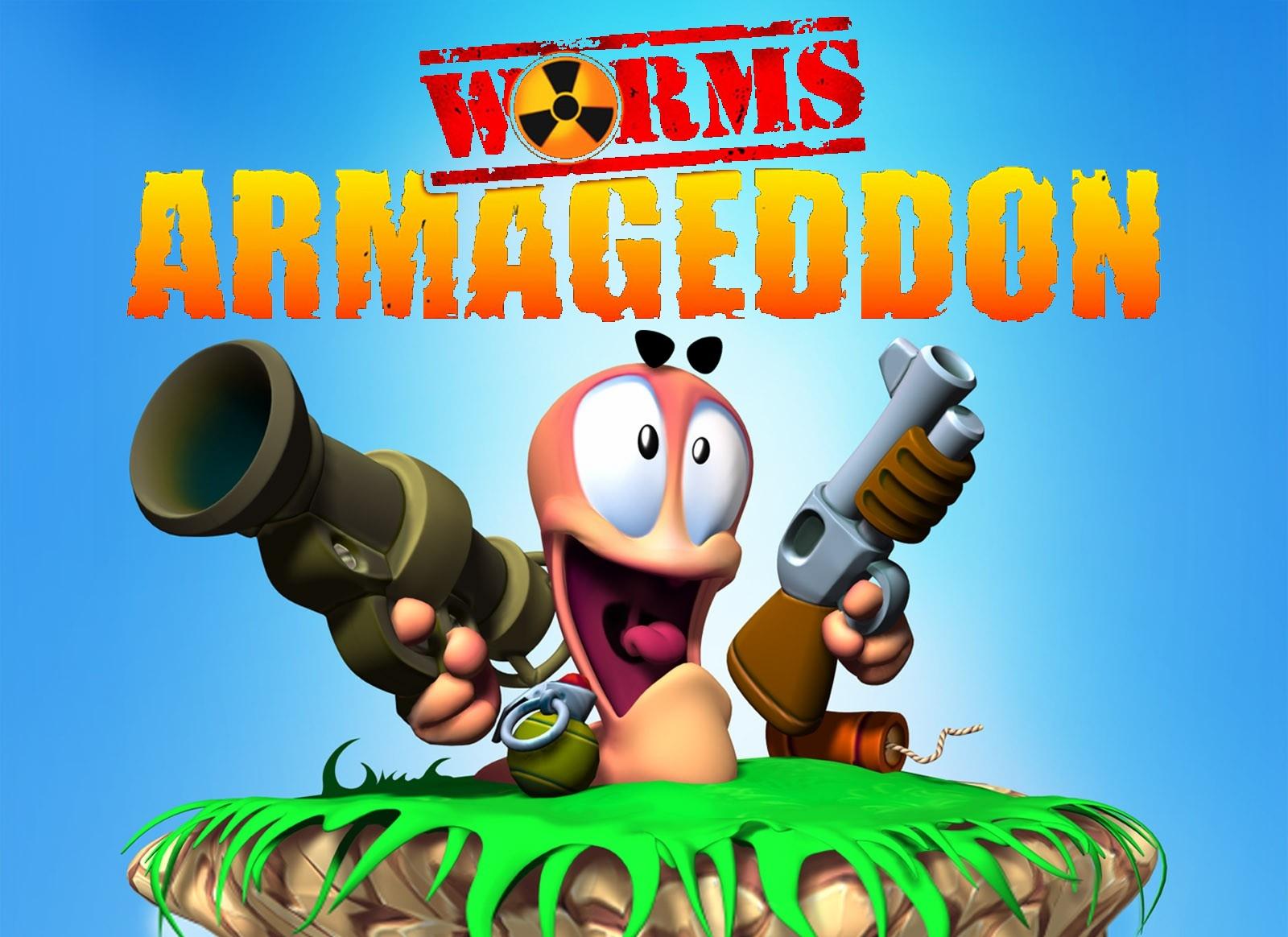 Worms Armageddon Download Poster