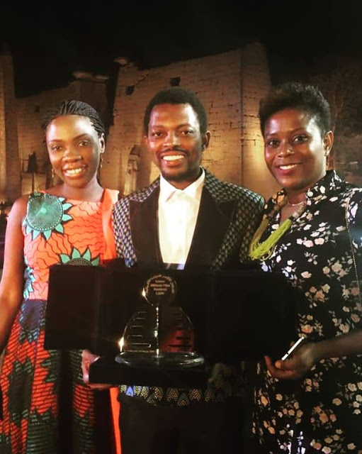 Keteke Movie Gets Award At Luxor African Film Festival In Egypt
