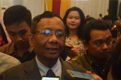 Banser Ditolak di Sumatra, Mahfud MD: Saya Sudah Bilang, Jangan Bubarkan dan Halangi Ceramah Lain!