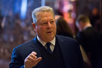 Former Vice President Al Gore helped organize a replacement meeting for a cancelled climate and health summit. (Credit: Getty Images) Click to Enlarge.
