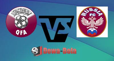 Prediksi Skor Qatar VS Rusia 10 November 2016