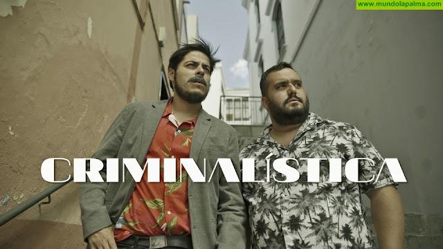 Rtve.es estrena 'criminalística', la serie spin-off de 'Mambo', rodada en el Festivalito La Palma
