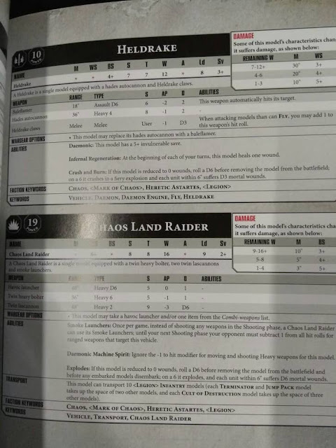 Warhammer rulebook