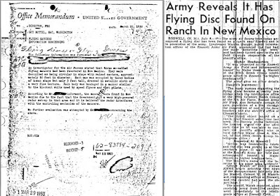Roswell documents