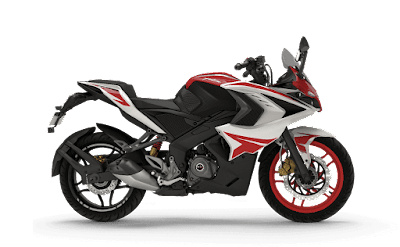 Top 10 bikes in India, Bajaj RS 200