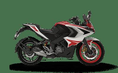 Top 10 bikes in India, Bajaj RS 200