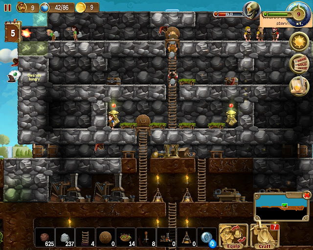 Stone House   Craft the World Screenshot