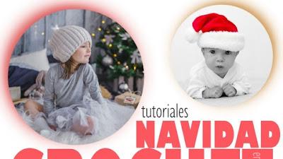 201 Manualidades tejidas a CROCHET para Navidad