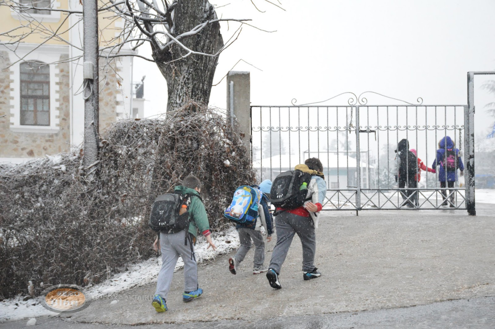 Δείτε πως θα λειτουργήσουν αύριο τα σχολεία στον Δήμο Πολυγύρου και στο Δήμο Ν. Προποντίδας.