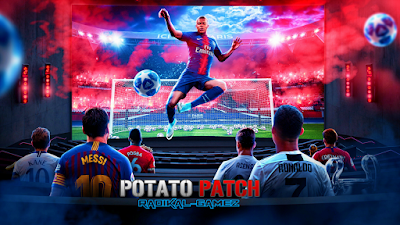 PES 2018 PS3 POTATO Patch 7 2 AIO OFW HAN [BLES/BLUS] Season