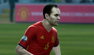 Spain GDB Euro 2016 UPDATE Pes 2013