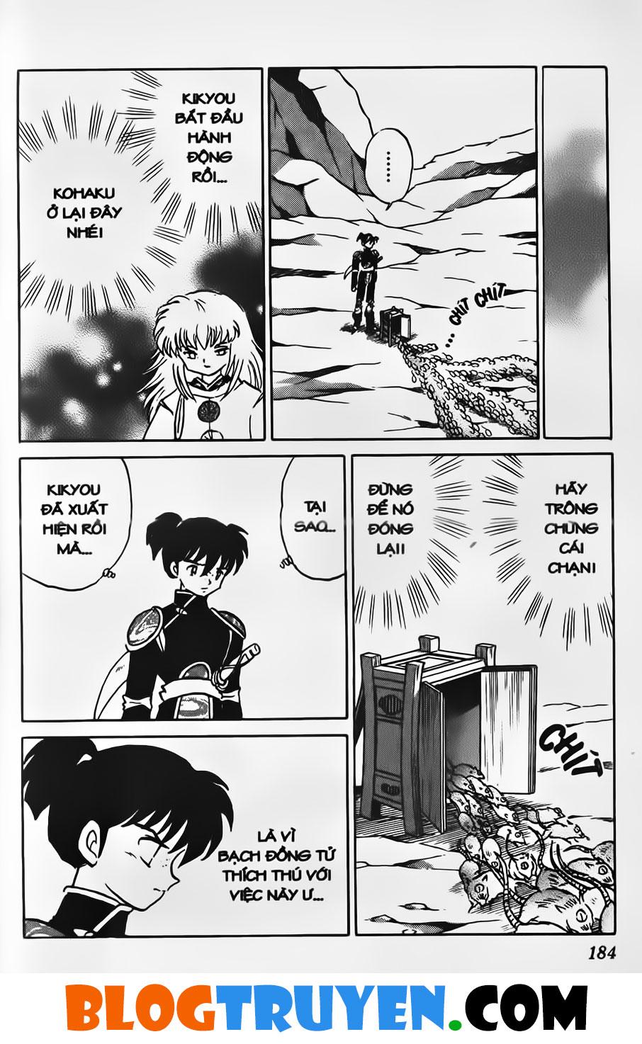 Inuyasha vol 33.10 trang 17