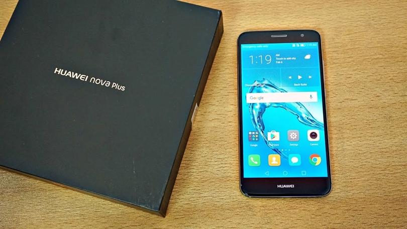 6-) Huawei Nova Plus : 1,41 Watt