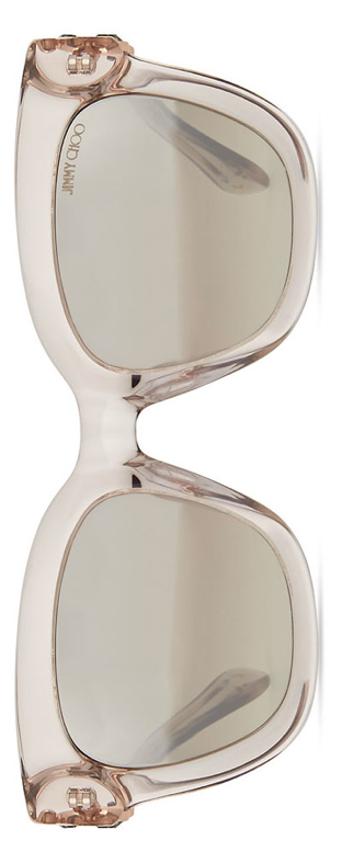 Jimmy Choo Maggie Jewel-Temple Sunglasses