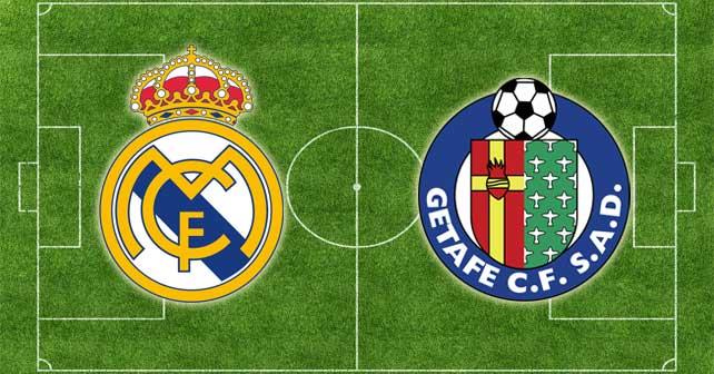 موعد مباراة ريال مدريد وخيتافي الدوري الإسباني اليوم 14/10/2017