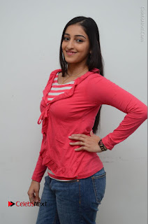Telugu Actress Mouryani Latest Pos in Blue Denim Jeans  0011.JPG