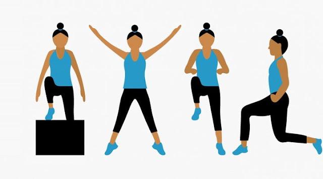 Jangan Kaget! Ternyata Ini 15 Manfaat Senam Aerobik Bagi Wanita, Luar Biasa
