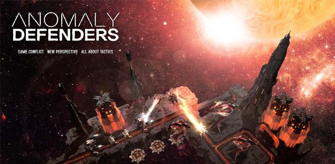 Game Android - Anomaly Defenders