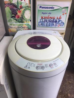 Chuyên sửa máy giặt Sharp tại hà nội
