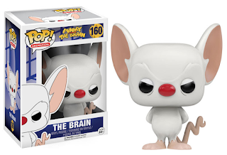 Funko Making Pinky and the Brain Pop Figures Toys