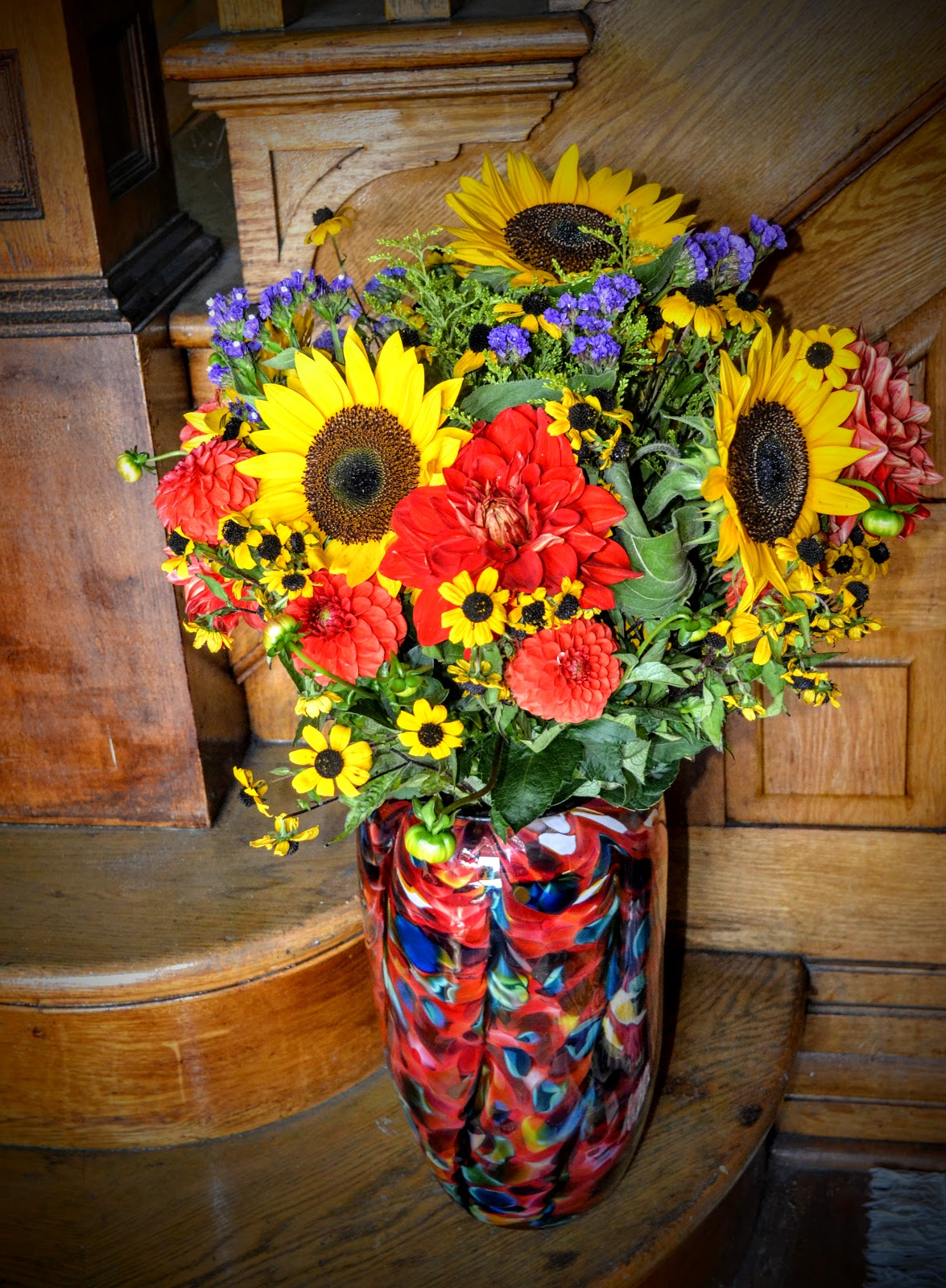 The Outlaw Gardener: In A Vase On Monday