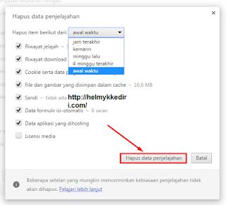 Memperbaiki Google Tidak Bisa Browsing1