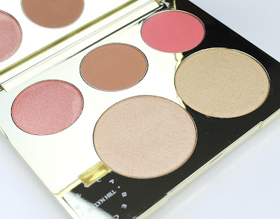 Becca Jaclyn Hill Champagne Collection Face Palette Shimmering Skin Perfector Champagne Pop Prosecco Pop Mineral Blush Ameretto Pamplemousse Luminous Blush Rosé Spritz review swatches