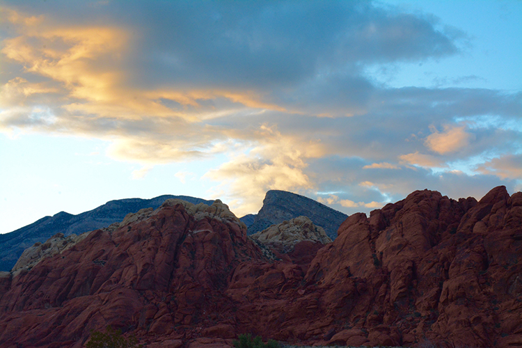 Red Rock Canyon; Nevada   My Darling Days