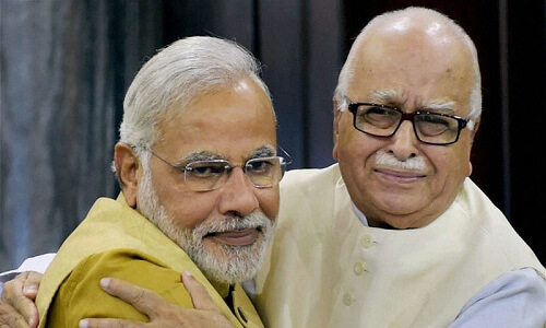 L.K.Advani to be the next President of India | Narendra Modi