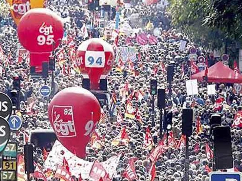 Gobierno francés mantiene reforma laboral pese a rechazo ciudadano