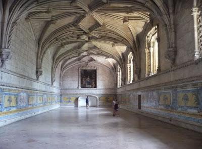 refettorio del monastero dos Jerónimos