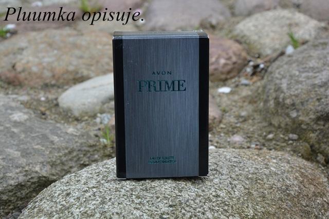 Woda toaletowa - Avon Prime.