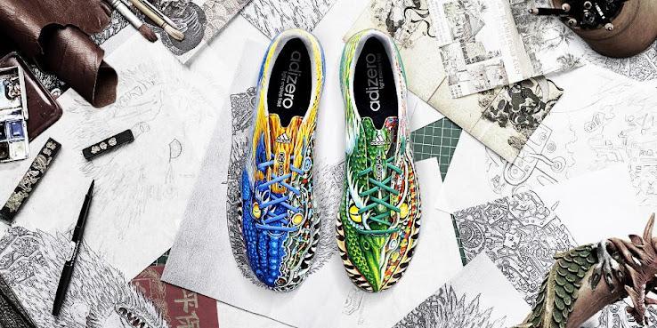 cada vez Enriquecimiento Fraude  New Adidas Adizero F50 Yamamoto 14-15 Boot Released - Footy Headlines