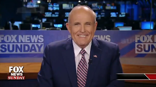 Rudy Giuliani Says Hillary Clinton Has A Secret Illness. His Supposed Proof? Online Videos