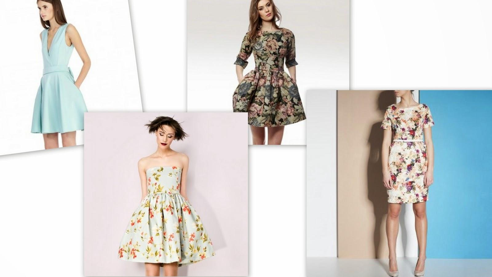 a59fcad585 Noszę polskie marki  Trendy  sukienki na wesele