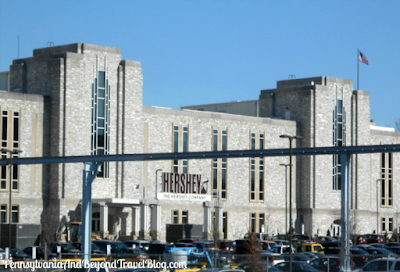 The Hershey Company in Hershey Pennsylvania