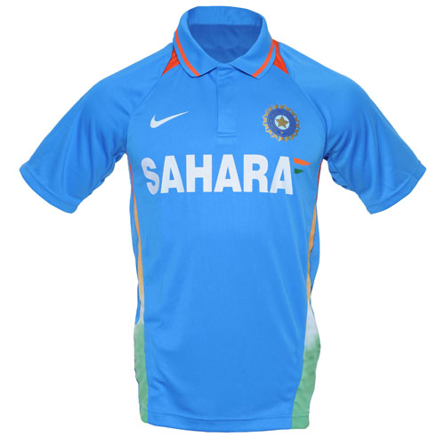 3017a42007b Indian Cricket Team Jersey picture