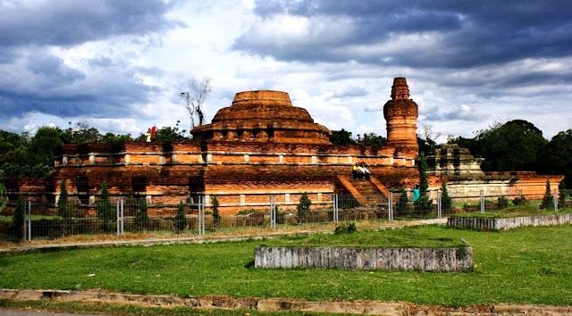 Candi Muara Takus Temple Kampar Riau