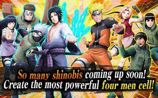 Naruto x Boruto Update Versi terbaru