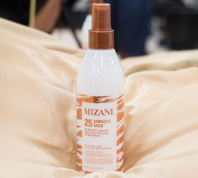 Initial Impressions | MIZANI 25 Miracle Milk