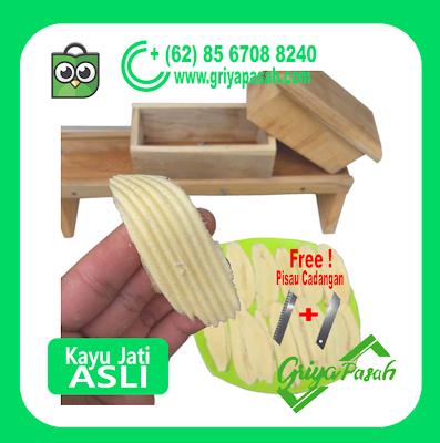 alat pasah keripik pisang
