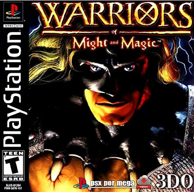 descargar warriors of might and magic psx mega